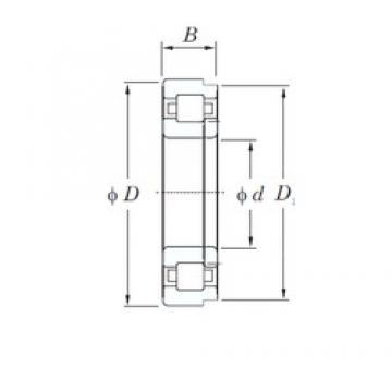70 mm x 150 mm x 35 mm  70 mm x 150 mm x 35 mm  70 mm x 150 mm x 35 mm  KOYO NUP314 cylindrical roller bearings
