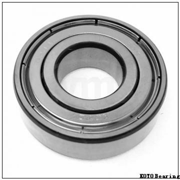 KOYO 657/652A tapered roller bearings