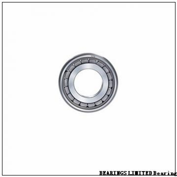 BEARINGS LIMITED WC87500 RSZ Bearings